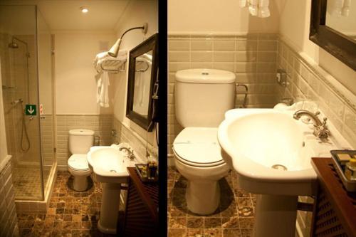 Habitación Doble - 1 o 2 camas Palacio Chaves Hotel 3