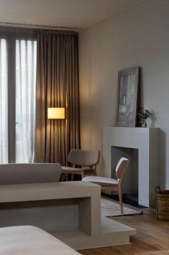 Junior Suite mit Terrasse Hotel Peralada Wine Spa & Golf 1