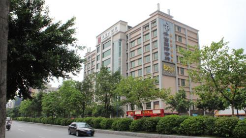 Отель Baiyun Cheerful Hotel 4 звезды Китай