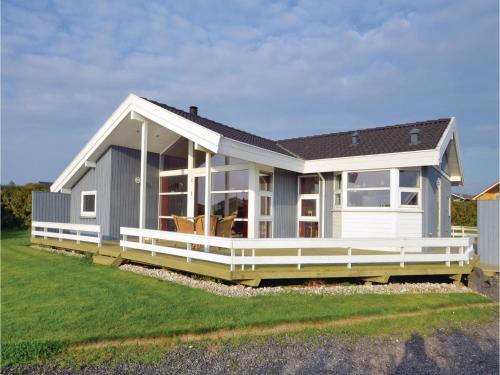 Holiday home Vinderup with Sea View 173