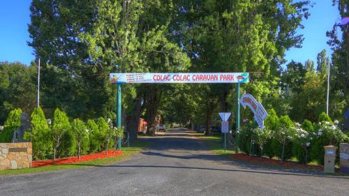 Colac Colac Caravan Park
