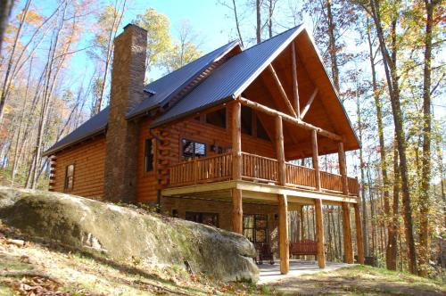 The Woodbury Cabin