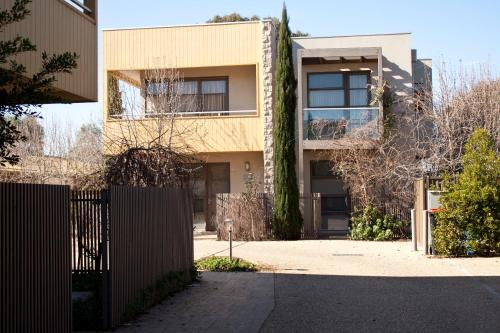 Central Shepparton Apartments