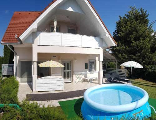 Apartment Erzsébet, Vonyarcvashegy