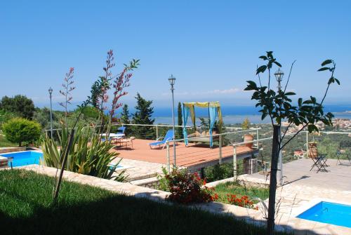 Villas Panorama Apolpaina Lefkas