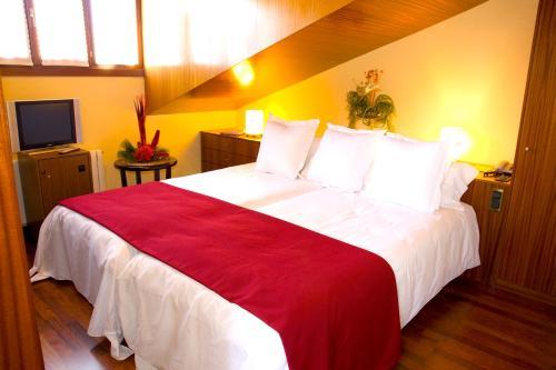 Habitación Doble - Ático con acceso al spa Hotel Del Lago 4