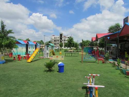 Balaji resort dadia