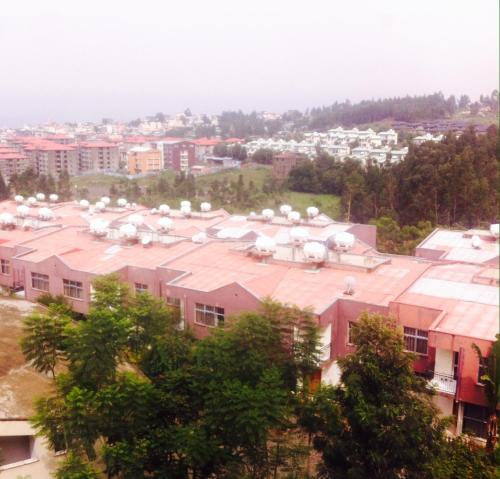 Dirne aus Addis Abeba