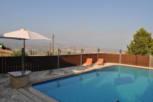 Pachna luxury villa