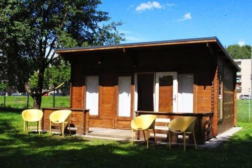 HotelKaunas Camp Inn
