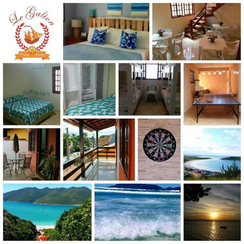 HotelLe Galion Praia Hostel