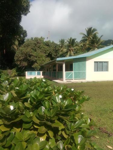 Sharmas Home, Rarotonga
