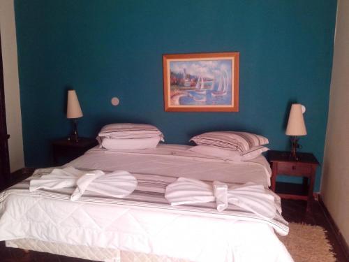 Hotel Fazenda Vitoria Garden