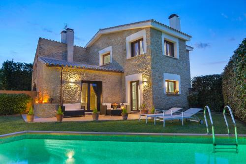 Suite con piscina privada El Racó de Madremanya - Adults only 3