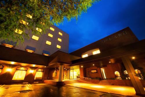 Plaza Hotel Itakura