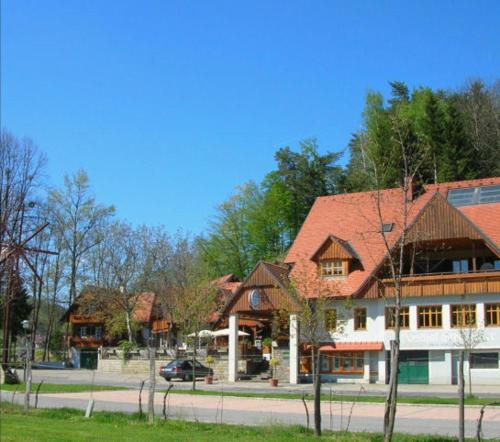 Gasthof Stegweber front view