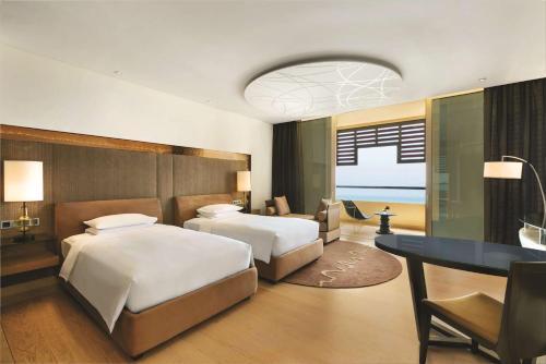 Park Hyatt Abu Dhabi Hotel and Villas photo 79