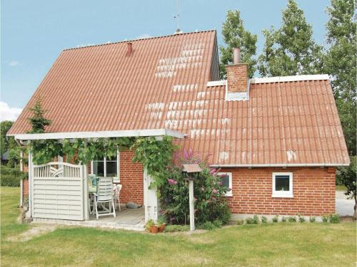 Holiday home Kystvej Bredebro I