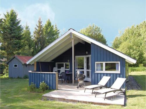 Holiday home Skikkild Bjerge Toftlund