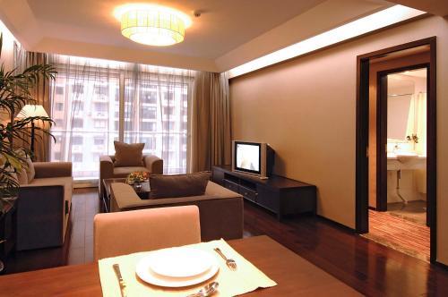 Rayfont Shanghai Nanpu Hotel, Шанхай