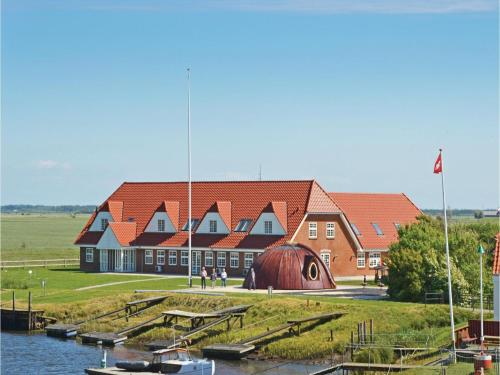 Six-Bedroom Apartment Ribe with Sea View 05