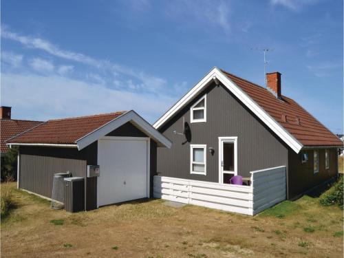 Holiday home Nordsøvej Thisted IX