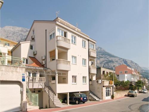 Apartment Makarska Zagrebacka II