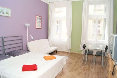Отель Budapest Centrooms Apartment - Dohány utca 0 звёзд Венгрия