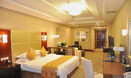 HNA Grand Hotel Shijingshan Be..