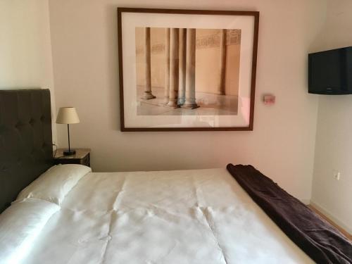 Habitación Doble con vistas - 1 o 2 camas - Uso individual Mont-Sant 2