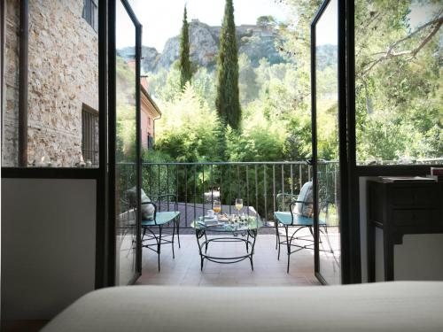 Habitación Doble con vistas - 1 o 2 camas - Uso individual Mont-Sant 3