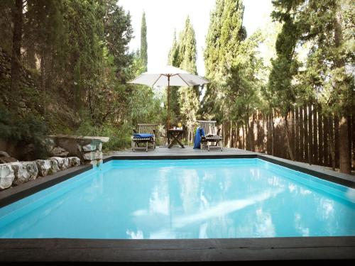 Suite mit privatem Pool Mont-Sant 11