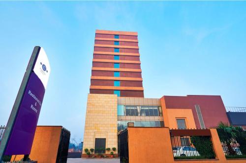 Caspia Hotel New Delhi Shalimar Bagh