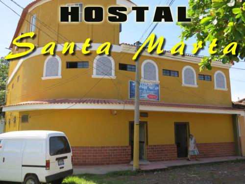 Hostal Santa Marta, Santa Ana