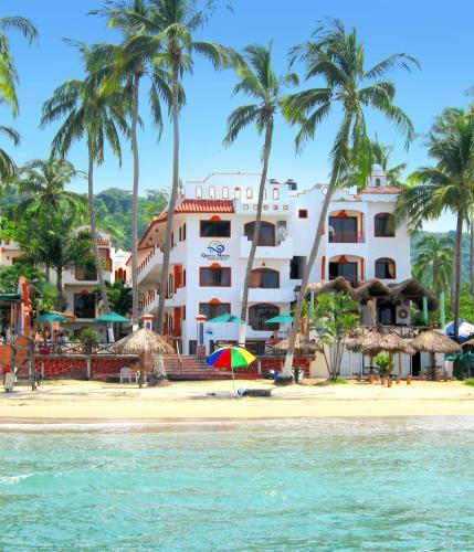 Mexico vacation rentals for Villas steffany guayabitos