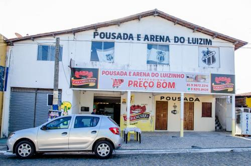 Pousada e Arena do Luizim