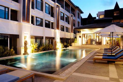 Отель Avantika Boutique Hotel 4 звезды Таиланд