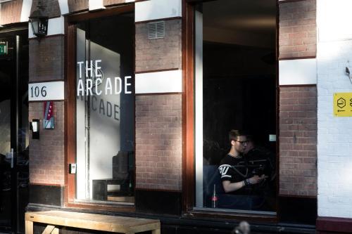 The Arcade Hotel Amsterdam photo 96