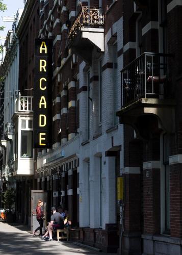 The Arcade Hotel Amsterdam photo 49