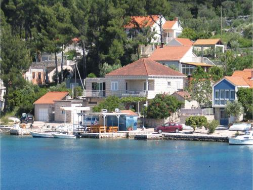 Apartment Lumbarda with Sea View 413