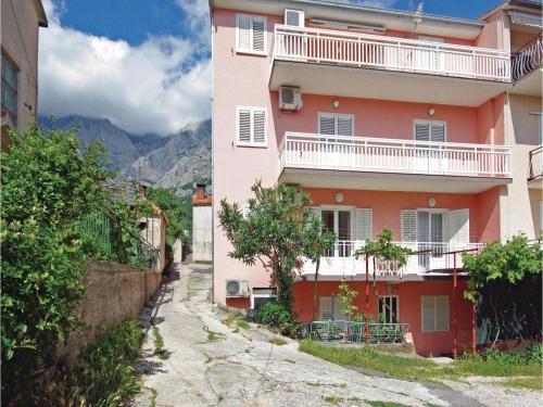 Apartment Makarska with Sea View XI