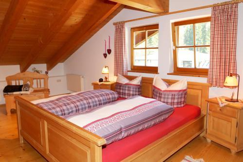 Ferienwohnungen Alpenstern