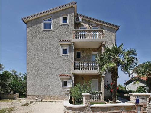 Two-Bedroom Apartment with Sea View in Nova Vas