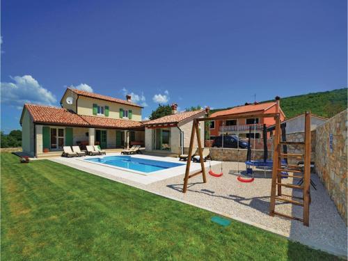 Holiday home Brgod, Macarini IV