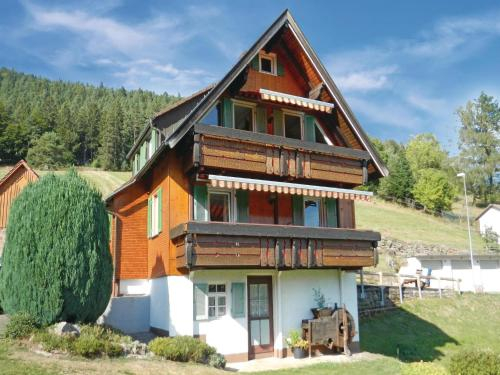 Holiday Apartment Baiersbronn/Mitteltal 06
