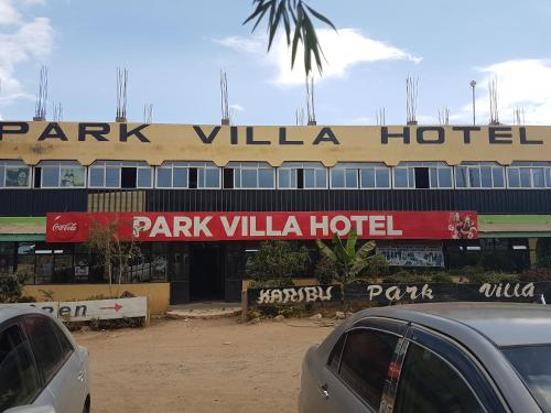 Shield Park Villa