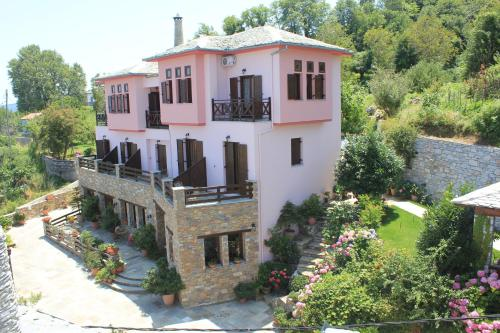 Guesthouse Iris - Tsagarada Greece