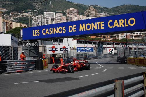 MONTE CARLO Heart of MONACO STUDIO above Casino Square