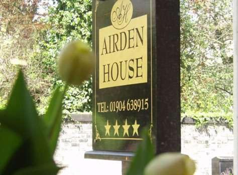 Photo of Airden House Hotel Bed and Breakfast Accommodation in York North Yorkshire