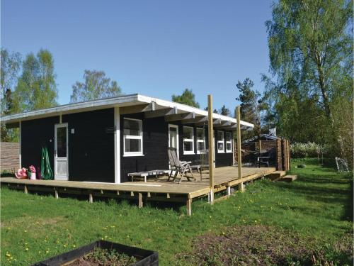 Holiday home Dronningmølle 41
